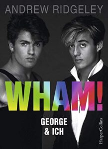 Cover Andrew Ridgeley Wham